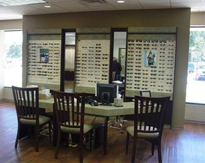 contacts and contact lenses at Eye care doesn't just stop at our door. Taking care of your eyes with regular checkups and proper contact lenses handling and usage are just a few of the things that you can do to make sure you can see well and look great!