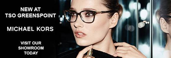 Michael Kors Eyeglasses at TSO Greenspoint